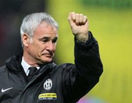 """Ranieri: """"Juve xứng đáng có một bàn thắng"""""""