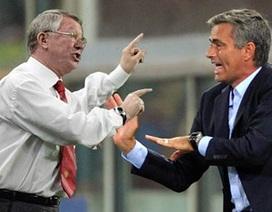 Mourinho và Ferguson thách thức nhau