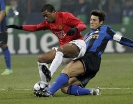 """Hòa trên cơ Inter, """"Quỷ đỏ"""" nắm chút ưu thế"""