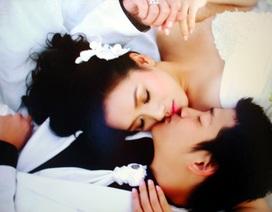 """Ảnh cưới """"đẹp như mơ"""" của siêu mẫu Hải Anh"""