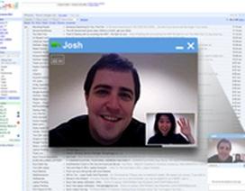 Gmail đã có thể chat voice và video