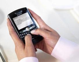 Gặp ác mộng vì BlackBerry