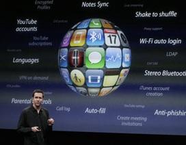 """""""Bội thực"""" vì 100 tính năng mới của iPhone 3.0"""