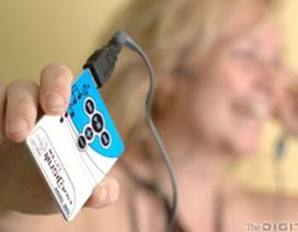 iPod Shuffle đã phải là máy nghe nhạc MP3 nhỏ nhất?