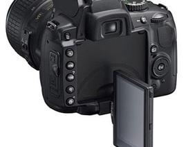 Nikon trình diễn máy ảnh quay phim HD với màn hình xoay