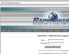 """""""Tự động hóa"""" việc download từ RapidShare"""