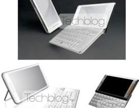 """Toshiba TG01 chưa ra lò đã hé lộ """"đàn em"""" TG02, TG03"""