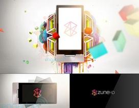 """Microsoft Zune HD: """"Kẻ thách thức"""" của iPod Touch"""