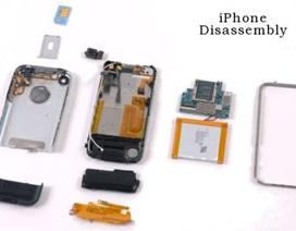 """iPhone thế hệ 3 là """"tác phẩm"""" của 15 công ty"""