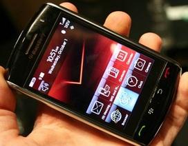 """RIM """"kiên cường"""" trong bão kinh tế nhờ BlackBerry"""