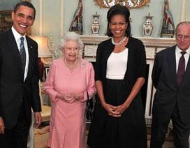 Obama tặng nữ hoàng Elizabeth máy nghe nhạc iPod