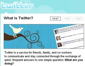 """Google chuẩn bị """"nuốt chửng"""" Twitter?"""
