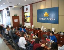 Vietnam Airlines tăng tải sau Tết