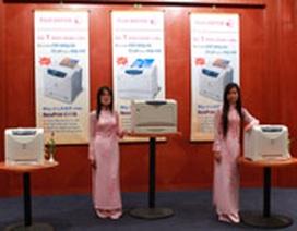 Fuji Xerox tung ra thị trường VN máy in laser màu