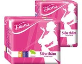 Diana ra mắt sản phẩm mới