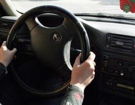 772 lần thi lấy bằng lái xe