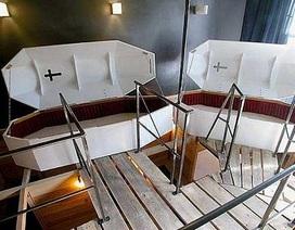 Chùm ảnh: Những khách sạn lạ nhất trần đời