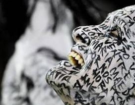 Chùm ảnh: Những kiểu hoá trang kinh dị nhất mùa carnival