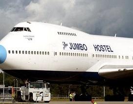 Chùm ảnh: Nhà nghỉ trên Boeing 747
