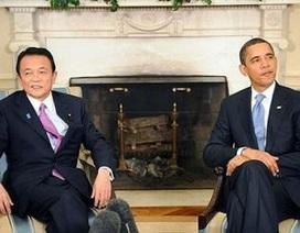 Kết quả nào cho cuộc gặp Obama-Aso?