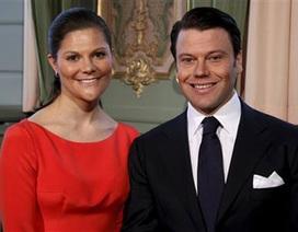 Công chúa Thụy Điển tuyên bố sắp kết hôn