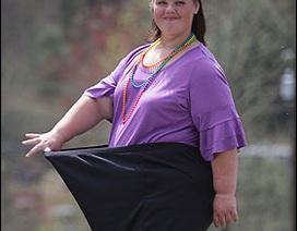 Thiếu nữ bự nhất nước Anh đã giảm được 77 kg