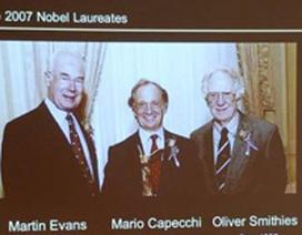 3 nhà khoa học đoạt giải Nobel Y học