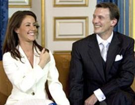 Hoàng tử Đan Mạch đính hôn