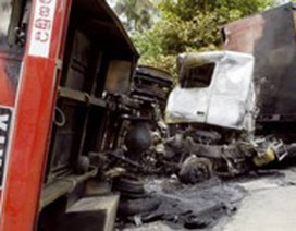 Cuba: Tàu hoả lao vào xe buýt, 28 người thiệt mạng