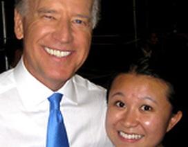 Cô gái gốc Việt duy nhất trong ban liên lạc báo chí của Obama