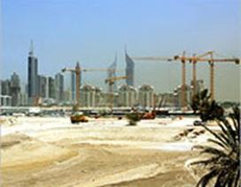 Công nhân châu Á tại Dubai nổi loạn