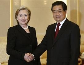 """""""Mỹ-Trung tăng cường quan hệ bằng những lĩnh vực hợp tác"""""""