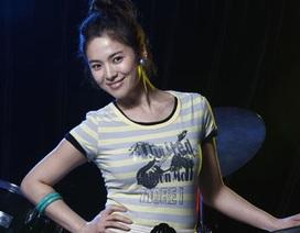 Nét đáng yêu của Song Hye Kyo