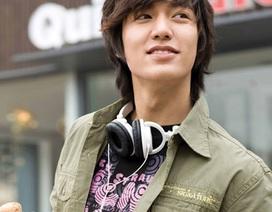 """""""Hotboy"""" Lee Min Ho: Gương mặt mới của Levi's Jeans"""