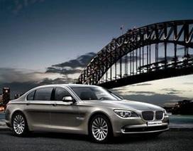 BMW serie 7 mới đã có mặt tại Việt Nam