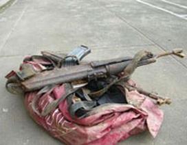 Băng cướp chuyên dùng súng AK sa lưới
