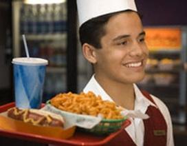 Teen và công việc bán thời gian