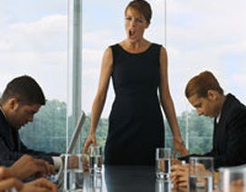 Bạn có bị lạm dụng nơi công sở?