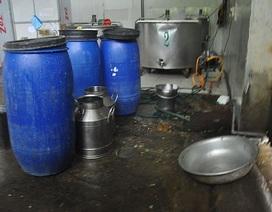"""Vụ """"hình ảnh ớn lạnh"""" trong cơ sở sản xuất sữa tươi: Sở Y tế Hà Nội vào cuộc"""