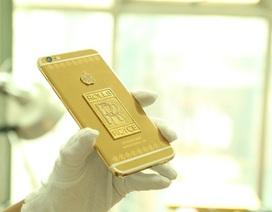 iPhone 6 mạ vàng, đính kim cương hơn 200 triệu của đại gia Việt