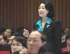 Chính thức trình Quốc hội bãi nhiệm đại biểu Hoàng Yến