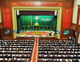 Quốc hội dành 2 ngày xem xét dự thảo Hiến pháp mới