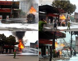 Cháy nổ đang thách thức cả Quốc hội