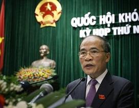 Quốc hội hoàn thành một kỳ họp lịch sử