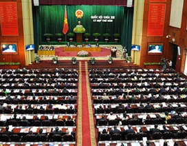 Đề nghị bỏ phiếu kín nhiều vấn đề Hiến pháp