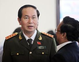 Bộ trưởng Công an Trần Đại Quang trả lời về vụ án oan 10 năm