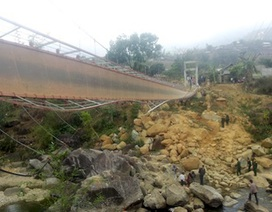 Hậu vụ sập cầu ở Lai Châu: Toàn quốc rà soát hệ thống cầu treo nhẹ