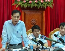 """""""Đối mặt"""" mùa hè 2014: Đường ống nước sông Đà sẽ… còn vỡ"""