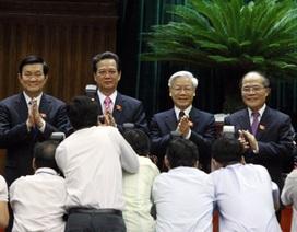 Chủ tịch nước, Thủ tướng phải tuyên thệ nhậm chức