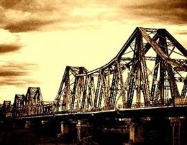 Cầu Long Biên - Có biểu đồ chịu lực nào uyển chuyển hơn thế?